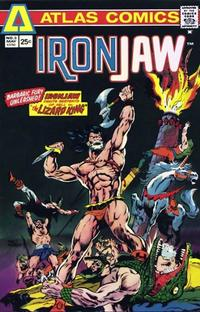 Cover Thumbnail for Ironjaw (Seaboard, 1975 series) #3