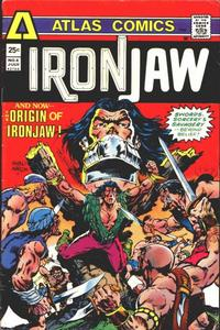 Cover Thumbnail for Ironjaw (Seaboard, 1975 series) #4