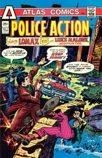 Cover Thumbnail for Police Action (Seaboard, 1975 series) #3