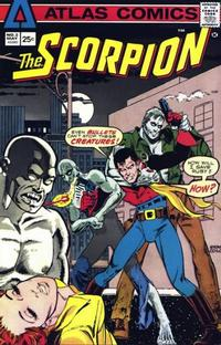 Cover Thumbnail for The Scorpion (Seaboard, 1975 series) #2