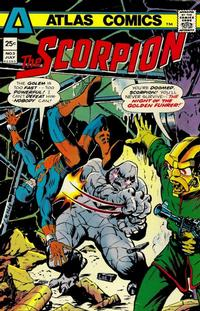 Cover Thumbnail for The Scorpion (Seaboard, 1975 series) #3