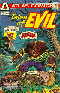 Cover Thumbnail for Tales of Evil (Seaboard, 1975 series) #1