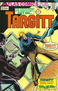 Cover Thumbnail for Targitt (Seaboard, 1975 series) #1