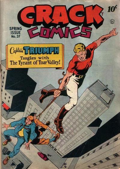 Cover for Crack Comics (Quality Comics, 1940 series) #37