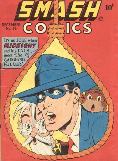 Cover for Smash Comics (Quality Comics, 1939 series) #56