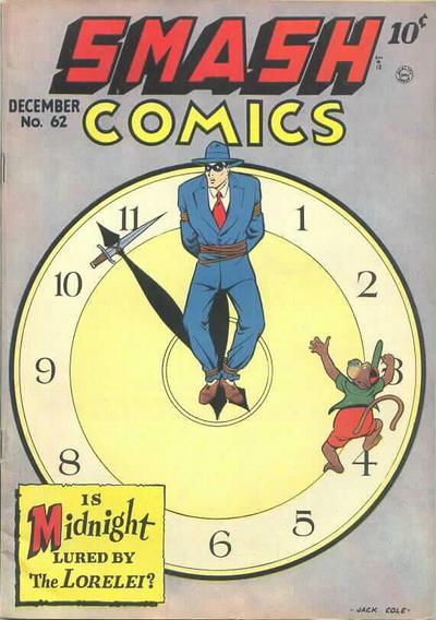 Cover for Smash Comics (Quality Comics, 1939 series) #62