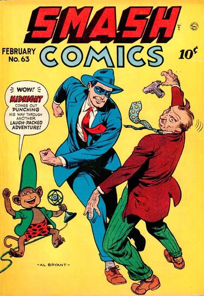 Cover for Smash Comics (Quality Comics, 1939 series) #63