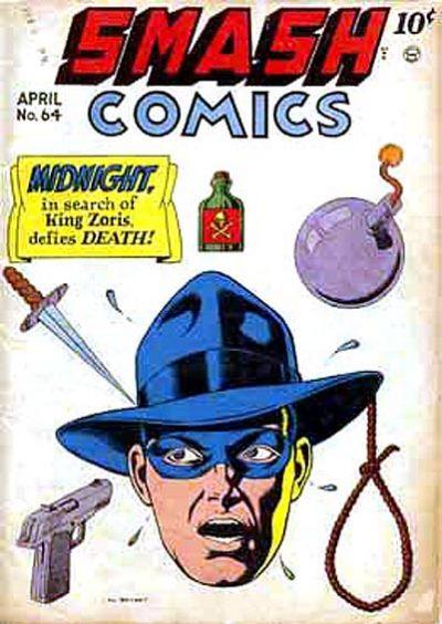 Cover for Smash Comics (Quality Comics, 1939 series) #64