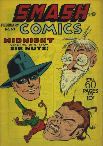 Cover for Smash Comics (Quality Comics, 1939 series) #69