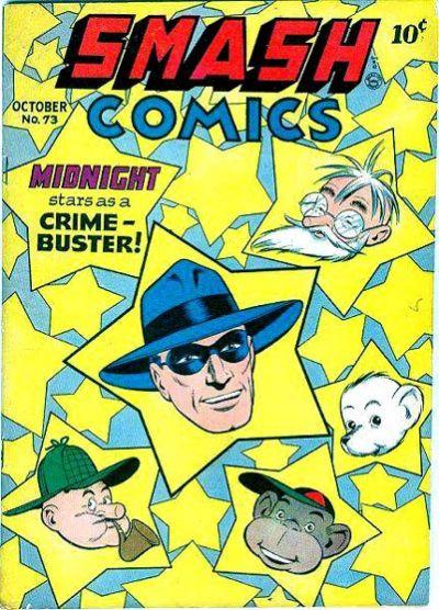 Cover for Smash Comics (Quality Comics, 1939 series) #73