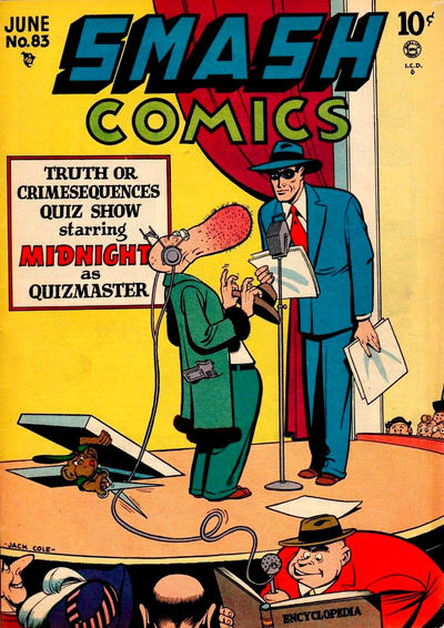 Cover for Smash Comics (Quality Comics, 1939 series) #83
