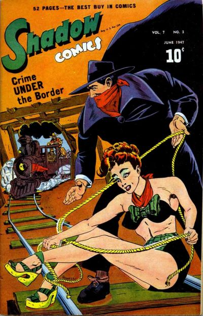 Cover for Shadow Comics (Street and Smith, 1940 series) #v7#3 [75]
