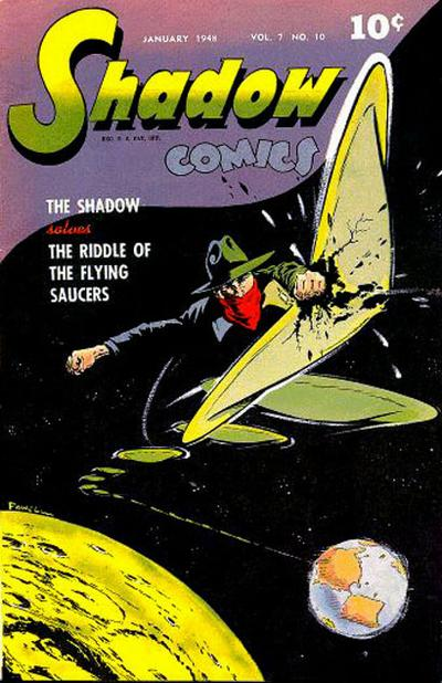 Cover for Shadow Comics (Street and Smith, 1940 series) #v7#10 [82]