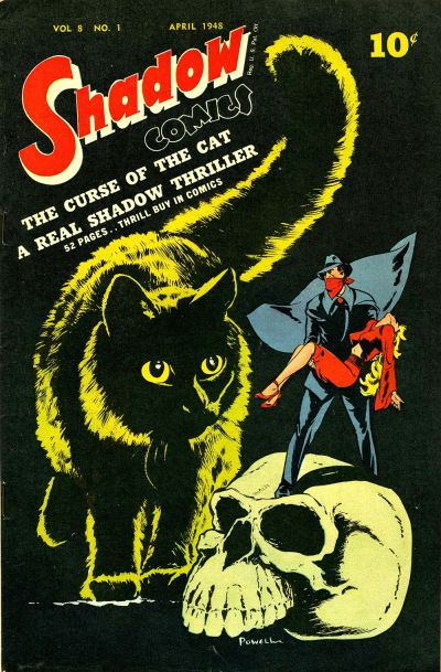 Cover for Shadow Comics (Street and Smith, 1940 series) #v8#1 [85]