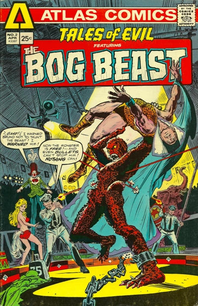 Cover for Tales of Evil (Seaboard, 1975 series) #2