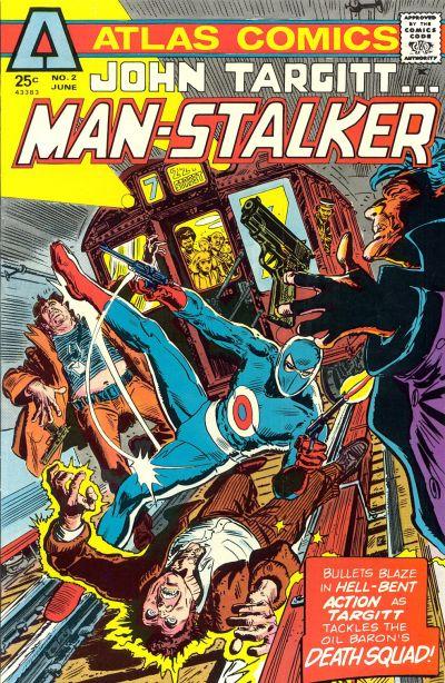 Cover for Targitt (Seaboard, 1975 series) #2