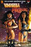 Cover for Vampirella / Witchblade (Harris Comics, 2003 series) #1 [Texeira Cover]
