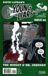 Cover for Young Liars (DC, 2008 series) #5