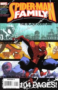 Cover Thumbnail for Spider-Man Family Featuring Spider-Clan (Marvel, 2007 series) #1