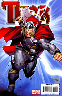 Cover Thumbnail for Thor (Marvel, 2007 series) #6