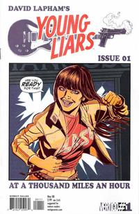 Cover Thumbnail for Young Liars (DC, 2008 series) #1