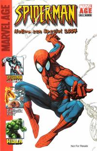 Cover Thumbnail for Marvel Halloween Ashcan 2004 (Marvel, 2004 series)