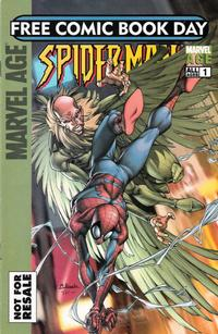 Cover Thumbnail for Marvel Age Spider-Man (Free Comic Book Day Edition) (Marvel, 2004 series) #1