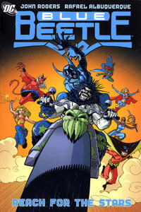 Cover Thumbnail for Blue Beetle: Reach for the Stars (DC, 2008 series)