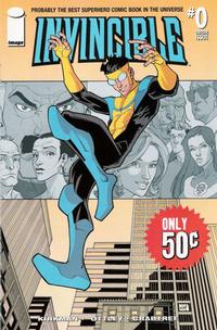 Cover Thumbnail for Invincible (Image, 2003 series) #0