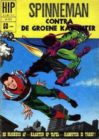 Cover for HIP Comics (Classics/Williams, 1966 series) #1913