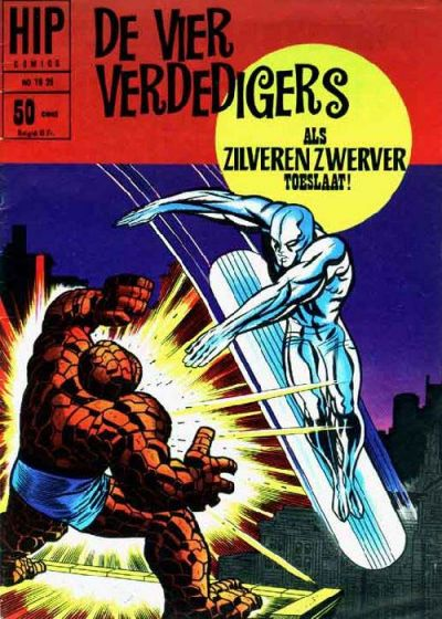 Cover for HIP Comics (Classics/Williams, 1966 series) #1920