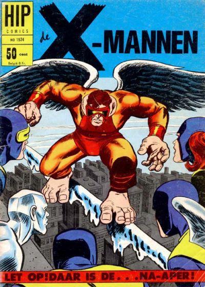 Cover for HIP Comics (Classics/Williams, 1966 series) #1924