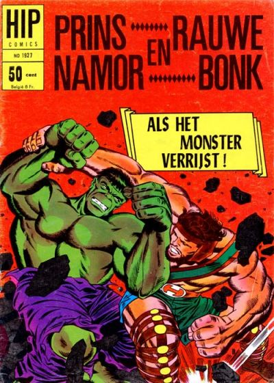 Cover for HIP Comics (Classics/Williams, 1966 series) #1927