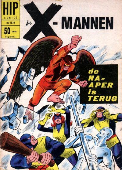Cover for HIP Comics (Classics/Williams, 1966 series) #1939