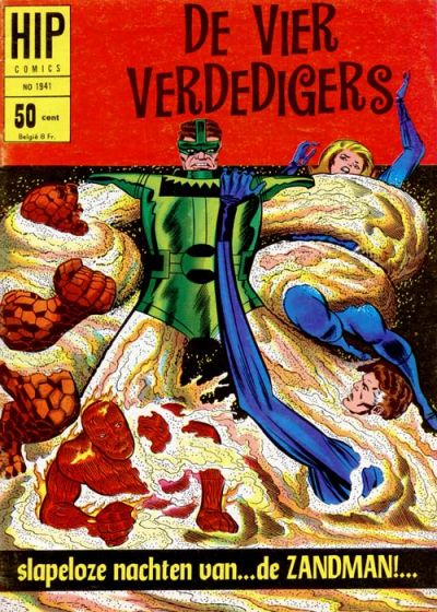 Cover for HIP Comics (Classics/Williams, 1966 series) #1941