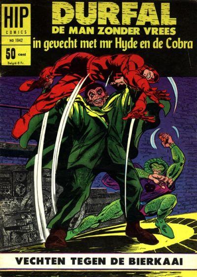 Cover for HIP Comics (Classics/Williams, 1966 series) #1942