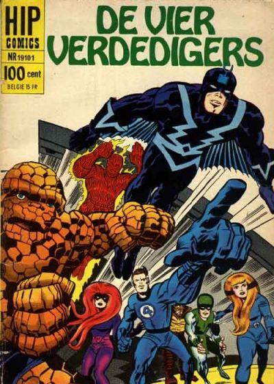 Cover for HIP Comics (Classics/Williams, 1966 series) #19101