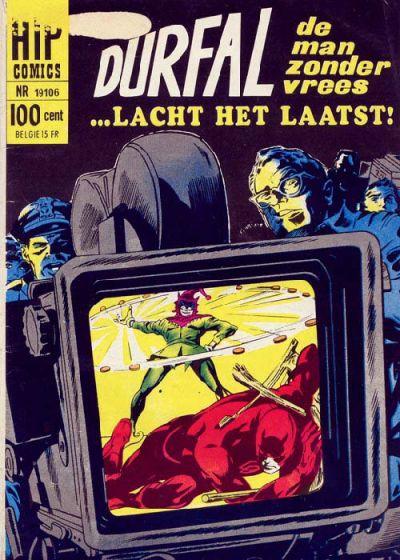 Cover for HIP Comics (Classics/Williams, 1966 series) #19106