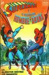 Cover for Superman y El Asombroso Hombre Araña (Novedades, 1981 series) #1