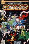 Cover for Crisis en Tierras Infinitas (Zinco, 1987 series) #1