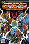 Cover for Crisis en Tierras Infinitas (Zinco, 1987 series) #3
