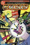 Cover for Crisis en Tierras Infinitas (Zinco, 1987 series) #4