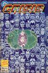 Cover for Crisis en Tierras Infinitas (Zinco, 1987 series) #5