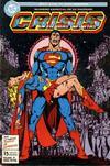 Cover for Crisis en Tierras Infinitas (Zinco, 1987 series) #7