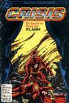 Cover for Crisis en Tierras Infinitas (Zinco, 1987 series) #8