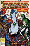 Cover for Crisis en Tierras Infinitas (Zinco, 1987 series) #10