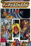 Cover for Crisis en Tierras Infinitas (Zinco, 1987 series) #11