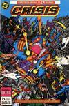 Cover for Crisis en Tierras Infinitas (Zinco, 1987 series) #12
