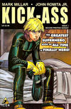 Cover Thumbnail for Kick-Ass (2008 series) #1 [Second Printing Variant]