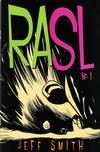 Cover Thumbnail for RASL (2008 series) #1